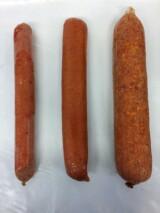 Portuguese Sausage 1 Inch Chubs,  2 Inch Chubs, & 3.2 Inch Jumbo Chubs