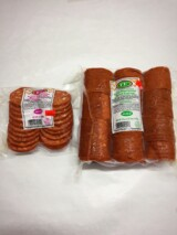 Portuguese Sausage Sliced Packaged