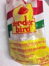 Chicken Leg Quarters 10 lb Average
