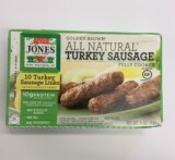 Turkey Sausage Links 5oz Pkg.